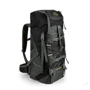 mochila con capacidad de 60 litros mochilero
